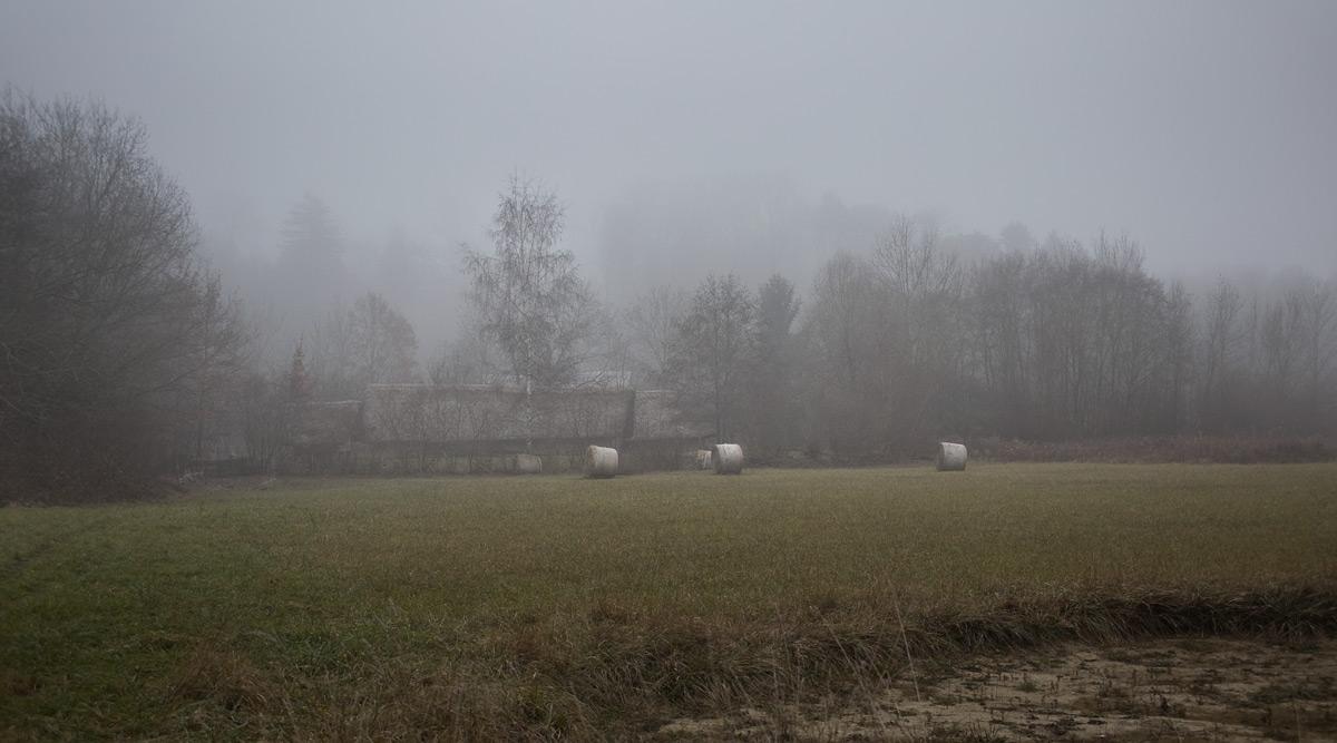 Pfahlbauerdorf Gletterens