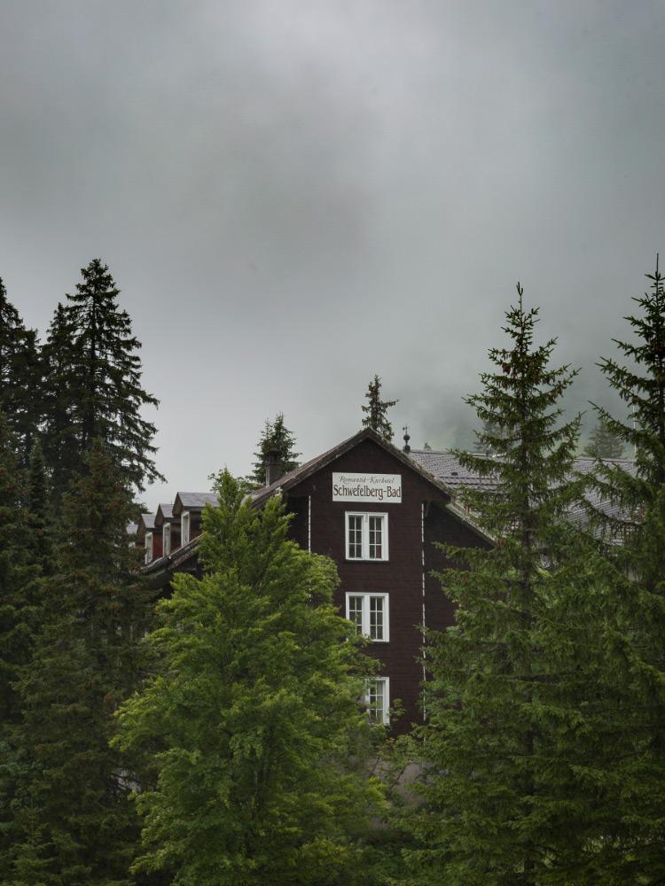 Kurhotel Schwefelberg-Bad