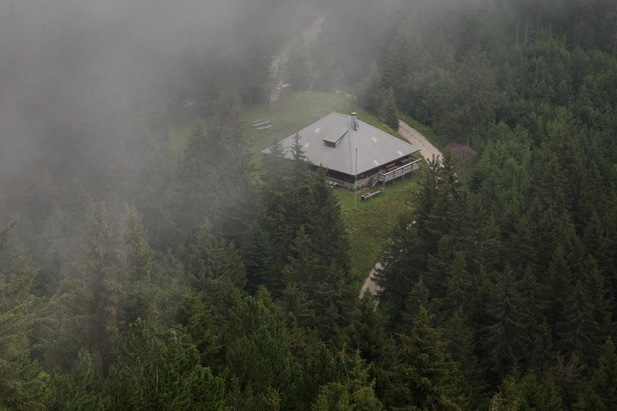Haus in der Gantrischregion