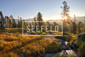 Tour: Seefeld - erster Tag