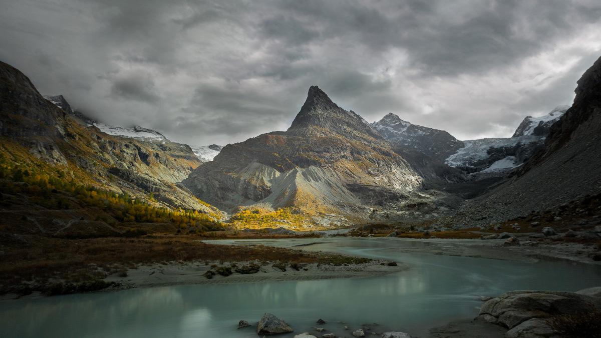 Mont Miné im Spotlight